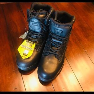 NWT Men's Safety Work Boot